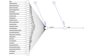 Default Parameters of neuralnet function